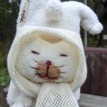 ほっかぶり猫-4