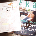 Organically FRAU誌写真